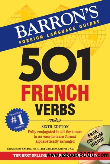 501 French Verbs (Barron's Foreign Language Guides) free download