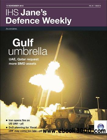 Jane's Defence Weekly Magazine November 14, 2012 free download