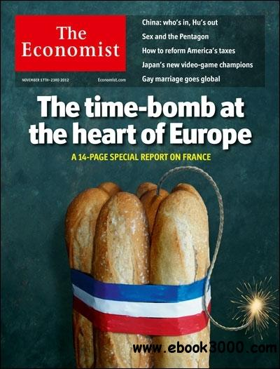 The Economist Audio Edition November 17th - 23rd 2012 free download