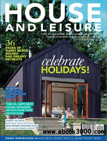 House and Leisure Magazine December 2012 free download