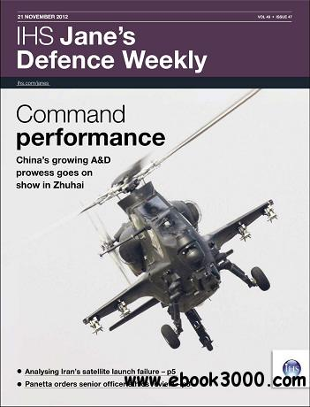 Jane's Defence Weekly Magazine November 21, 2012 free download