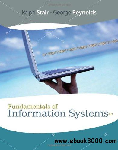 Fundamentals of Information Systems, 5th edition free download