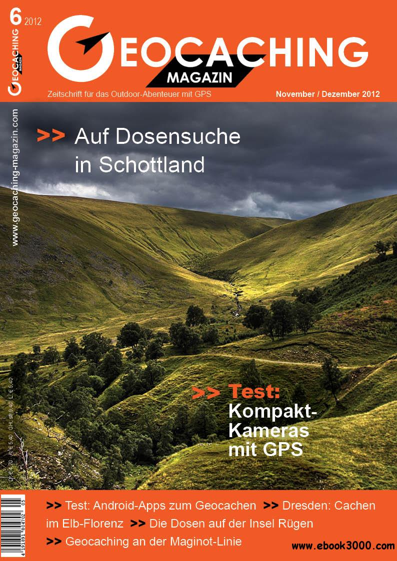 Geocaching Magazin November/Dezember 06/2012 free download