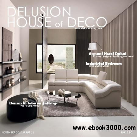 Delusion House of Deco - November 2012 free download