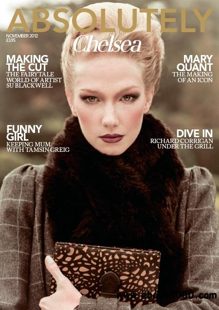 Absolutely Chelsea - November 2012 free download
