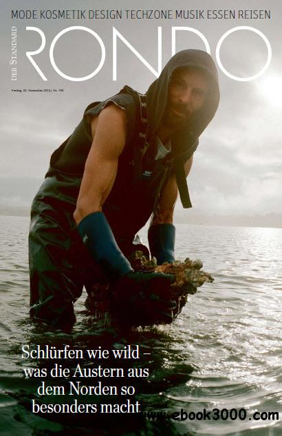 Der Standard RONDO - Freitag, 23 November 2012 free download