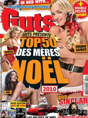 Guts 35 - Novembre-Decembre 2010 free download