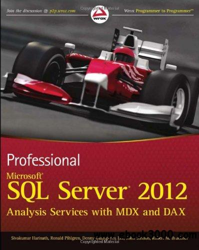 Professional Microsoft SQL Server 2012 Analysis Services with MDX and DAX free download