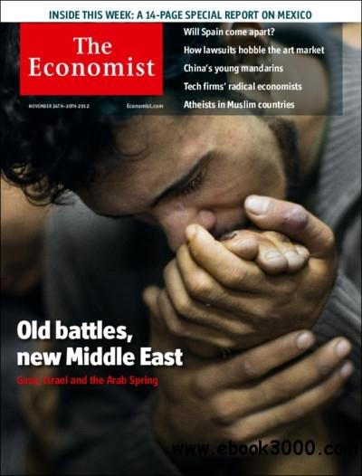 The Economist Audio Edition November 24th - 30th 2012 free download