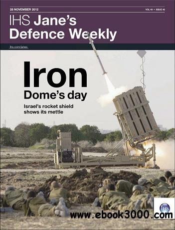 Jane's Defence Weekly Magazine November 28, 2012 free download