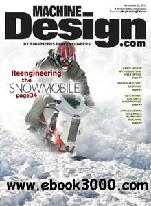 Machine Design - 22 November 2012 free download