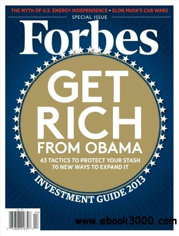 Forbes USA - 10 December 2012 free download