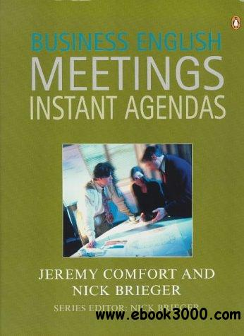 Business English Meetings Instant Agendas free download