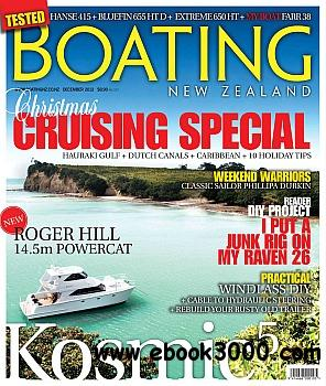 Boating NZ - December 2012 free download