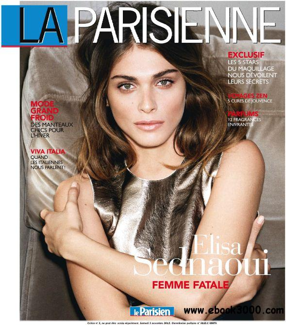 La Parisienne - Novembre 2012 free download