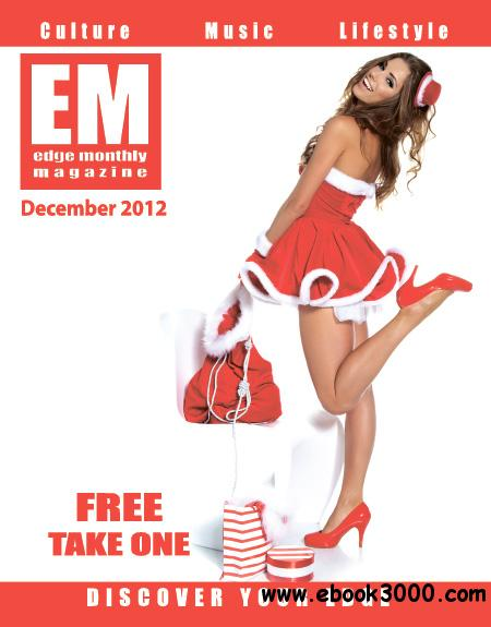 Edge Monthly - December 2012 free download