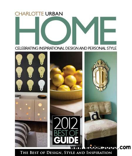 Charlotte Urban Home - Best of Guide 2012 free download