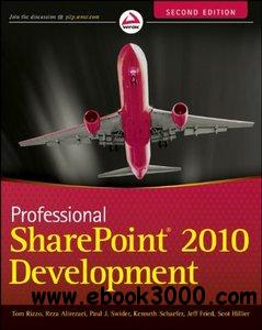 Professional SharePoint 2010 Development, 2 edition free download
