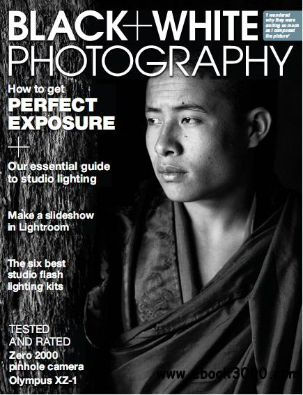 Black + White Photography Magazine May 2012 free download