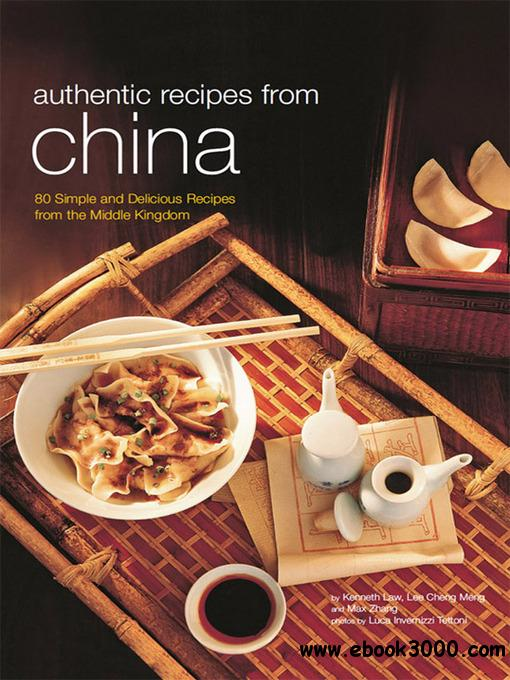 Authentic Recipes from China (Authentic Recipes Series) free download