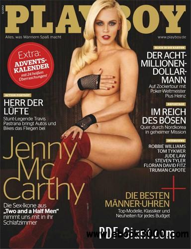Playboy Germany - Dezember 2012 free download