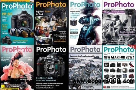 Pro Photo Magazine 2012 Full Collection free download