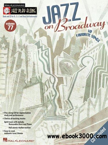 Jazz on Broadway (Jazz Play-Along 77) free download