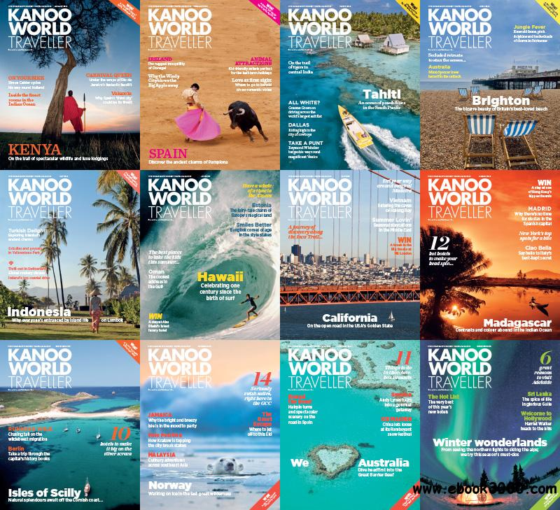 Kanoo World Traveller 2012 Full Year Collection free download
