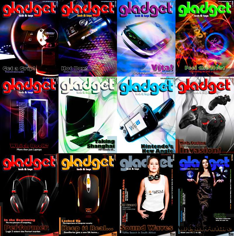 Gladget 2012 Full Year Collection free download