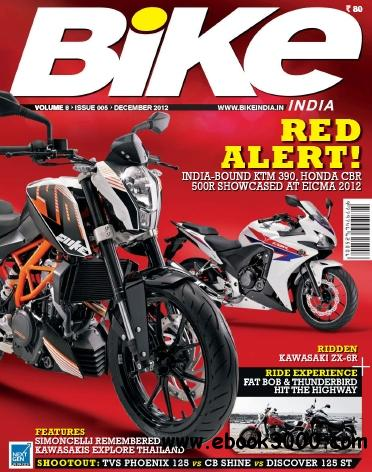Bike India - December 2012 free download