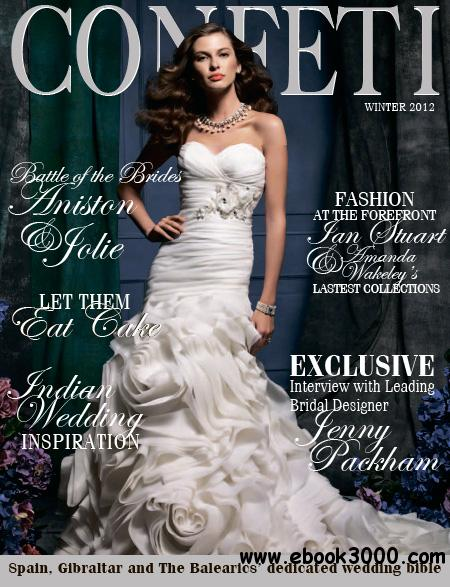 Confeti Magazine - Winter 2012 free download