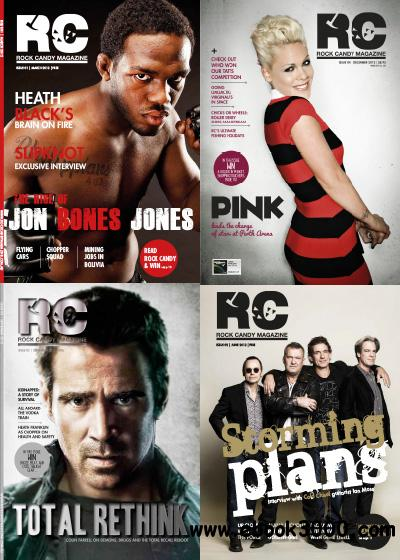 Rock Candy March-December 2012 free download