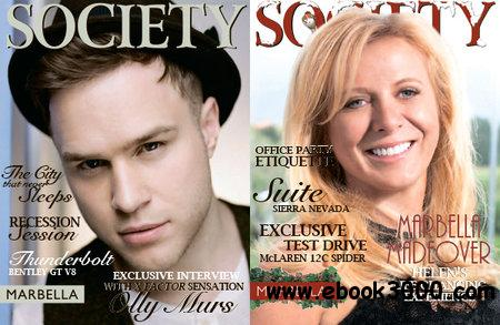 Society Marbella - November/December 2012 free download