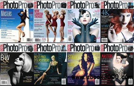 Digital Photo Pro Magazine 2012 Full Collection free download