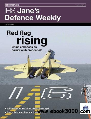 Jane's Defence Weekly Magazine December 05, 2012 free download