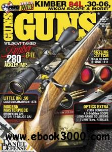 Guns Magazine - February 2013 free download