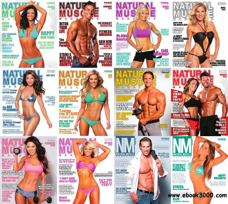 Natural Muscle 2012 Full Year Collection free download