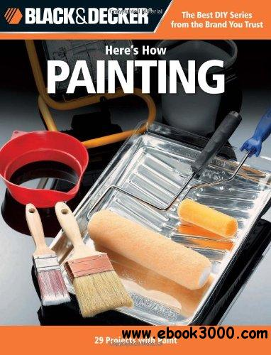 Here's How Painting: 29 Projects with Paint free download