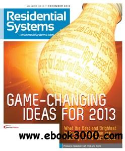 Residential Systems - December 2012 free download
