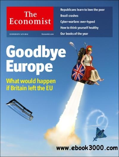 The Economist Audio Edition Dec 8th - 14th 2012 free download