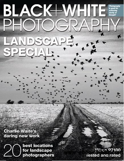 Black + White Photography Magazine June 2012 free download