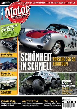 Motor Maniacs - January / February 2013 (N19) free download