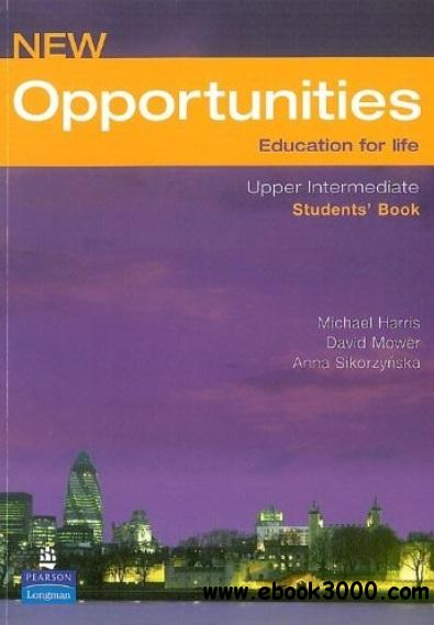 New Opportunities, Upper Intermediate: Student's Book: Students' Book free download