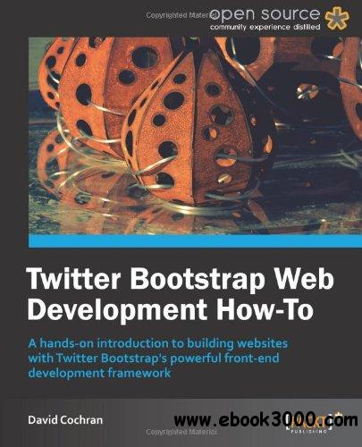 Twitter Bootstrap Web Development free download