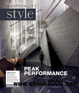 Hospitality Style - Winter 2012 free download