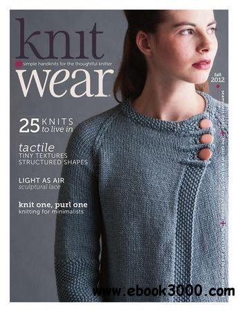 Knit Wear C Fall 2012 free download