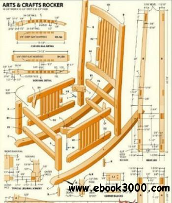 200 Personal Woodworking Plans and Projects - Free eBooks Download