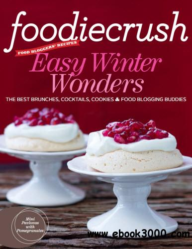 FoodieCrush Magazine Holiday/Winter 2012-2013 free download