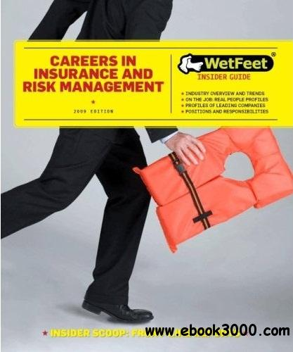 Careers in Insurance and Risk Management free download