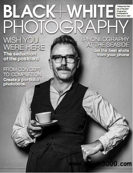 Black + White Photography Magazine August 2012 free download